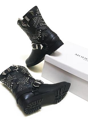 Кожаные ботинки modern vice оригинал из сша