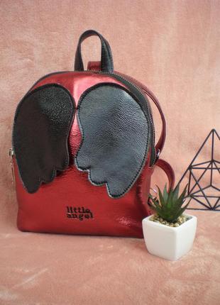 """Клевый рюкзак handmade """"чертик"""""""