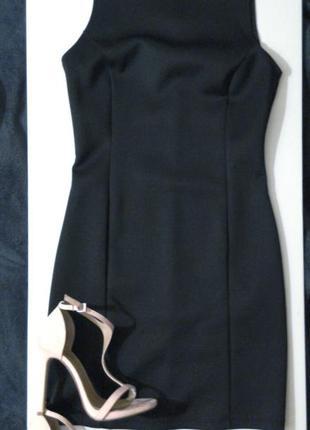 Стильное платье бодикон