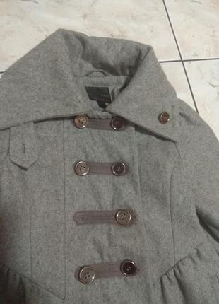 Пальто для девочки 5-6лет2