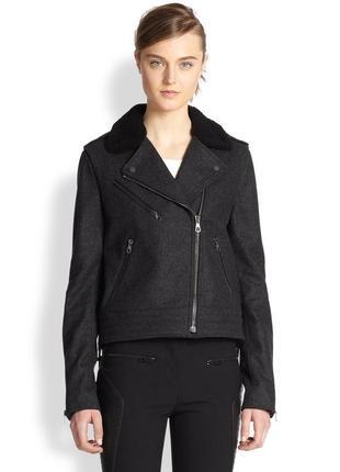 Брендовая куртка косуха rag & bone оригинал