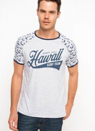Мужская футболка defacto одежда турция 259