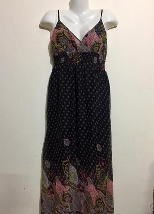 Летний сарафан платье p. l-xl