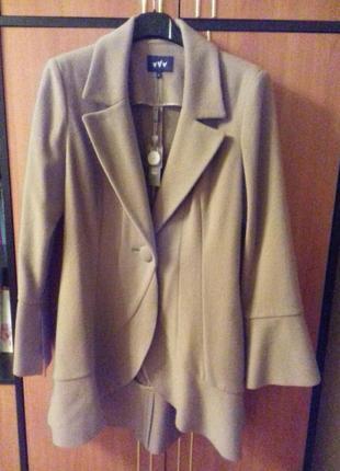 M&s новое пальто 12 размер