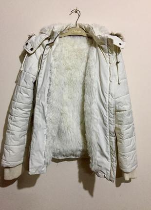 Зимняя куртка парка bata and more  р. s-m