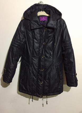 Зимняя куртка пальто р. м-л