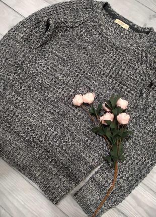 Базовый свитер макси3