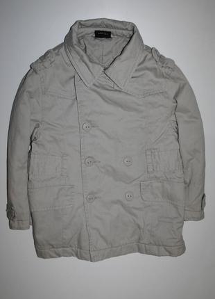Пальто next на мальчика 3-4 года