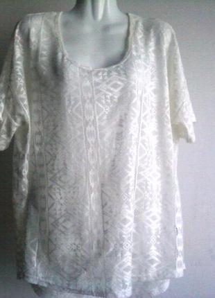 Блузка,футболка 54-56р