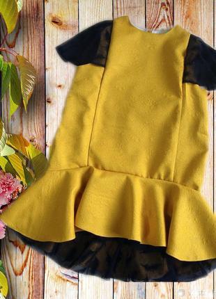 Шикарное платье р 128-134