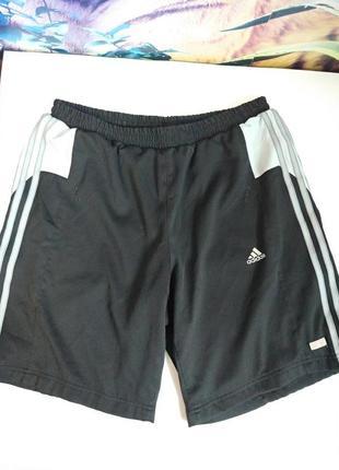 Adidas мужские спортивные шорты,р-р м,можно неполная л,оригинал