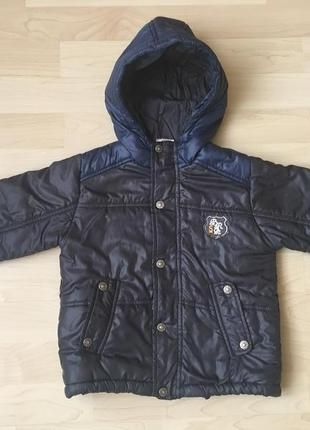 Курточка на мальчика еврощима демисезонная