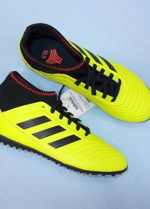 Adidas predator tango подростковые кроссовки для искусственных покрытий/футзалки