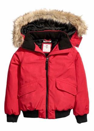 Яркая, стильная курточка еврозима h&m