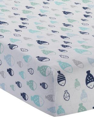Детский постельный комплект в кроватку lambs & ivy (сша)5