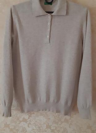 Шерсть+ангора свитер