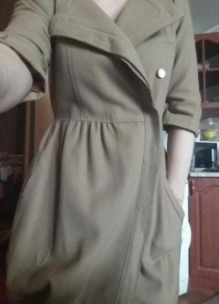 Пальто осень весна jesire стильное!3