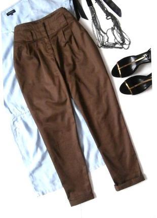 Актуальные брюки чиносы, укороченные брюки