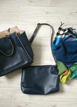 Стильна сумка 2в1 parfois
