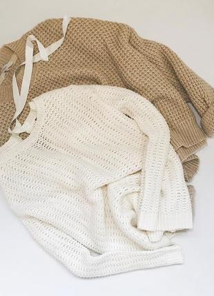 Нежный свитер от mango