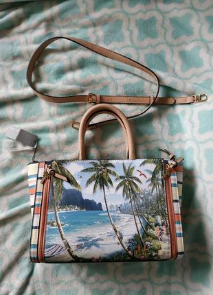 Продам оригинальную летнюю сумку от parfois