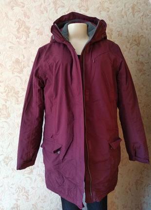Зимняя термо куртка новая1