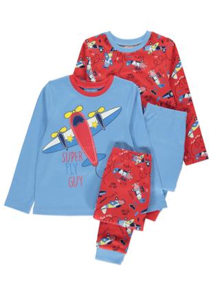 """Набор пижам """"aeroplane"""" мальчику"""