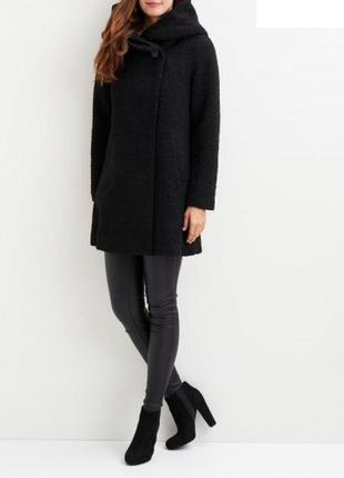 Пальто шерстяное vila3 фото