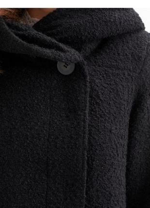 Пальто шерстяное vila4 фото