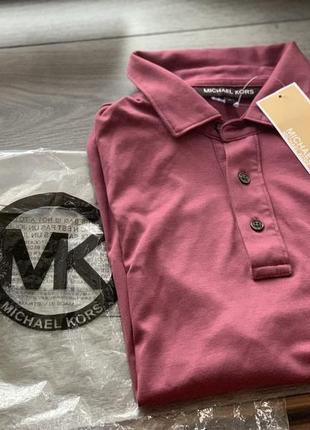 Оригинальная  красивенная футболка michael kors размер s