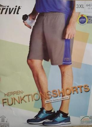 Мужские спортивные шорты большого размера