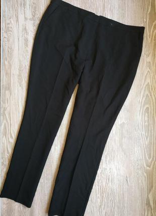 Демисезонные зауженные  брюки papaya размер 18