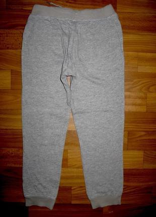 Спортивные штаны с пайетками f&f на 6-7 лет2