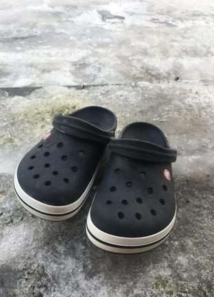 Кроксы crocs оригинал m5-w7