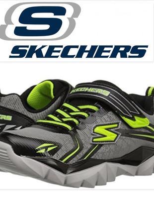 Skechers кроссовки для мальчика оригинал из сша🗽