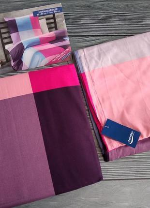 Комплект постельного белья ( пододеяльник, наволочка)
