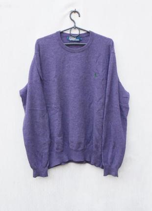 Зимний осенний 100% мерино шерстяной свитер с длинным рукавом