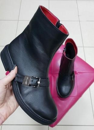 🔥размеры 36-41. хитовые ботинки givenchy из натуральной кожи