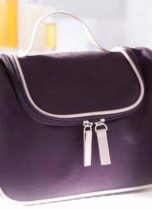 Вместительная сумочка сумка косметичка  несессер ив роше