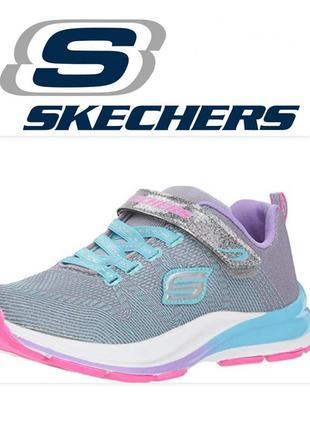 Skechers кроссовки для девочки оригинал из 🗽
