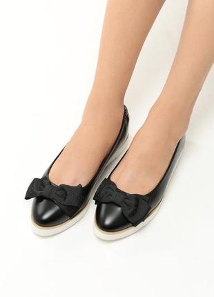 Новые черные балетки туфли размер 36,37,38,39,40,41