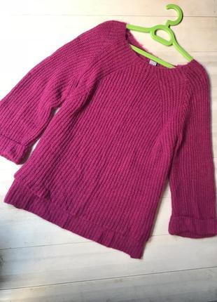 Шикарный тёплый красивый свитер