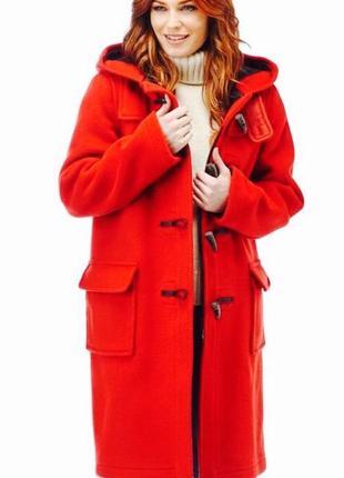 Шерстяное мега модное пальто дафлкот-jensen coat