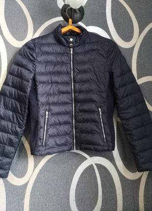 Курточка-жакет zara woman down jacket