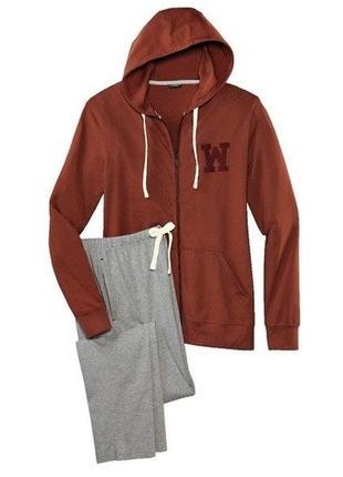 Мужской спортивный или домашний костюм, двунить, livergy германия, кофта штаны