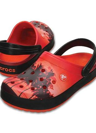 Кроксы crocs crocband р.w7-23,5см. оригинал