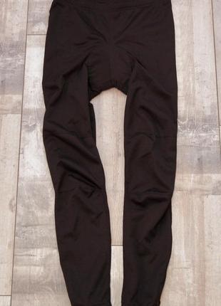 М( 50) тёплые велосипедные брюки crane