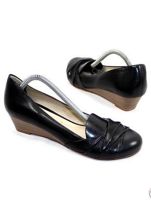 Туфли кожа 37 р san marina оригинал