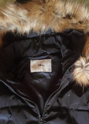 Зимова куртка ltb