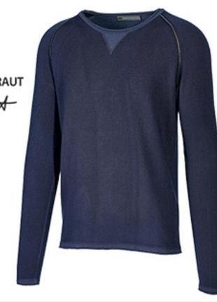 Мягкий пуловер р. m, xl aldi steffen schraut германия джемпер